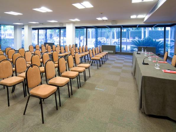 Conference room of the Magnolia Hotel Salou