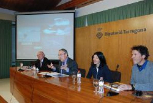 Tarragona dedicated the 5th Conference Series to alpinisme, mountain climbing and caving