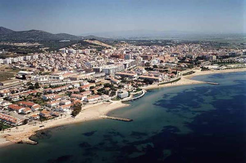 Playa del juanito sant carles de la r pita for Sant carles de la rapita fotos