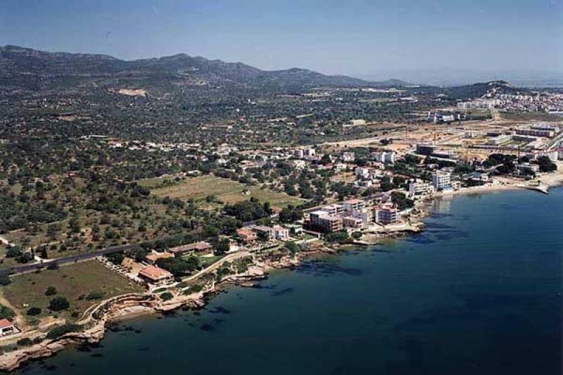 Playa de las delicias sant carles de la r pita for Sant carles de la rapita fotos