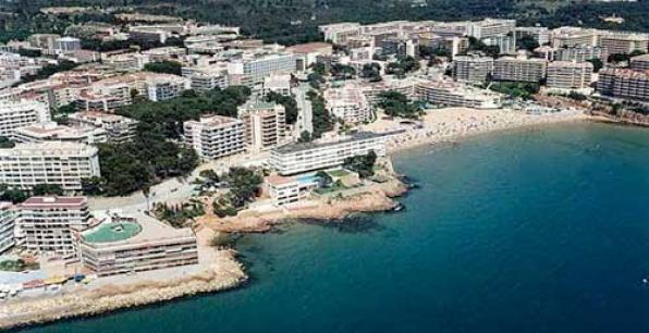 Beach Capellans; Salou.Costa Dorada 3
