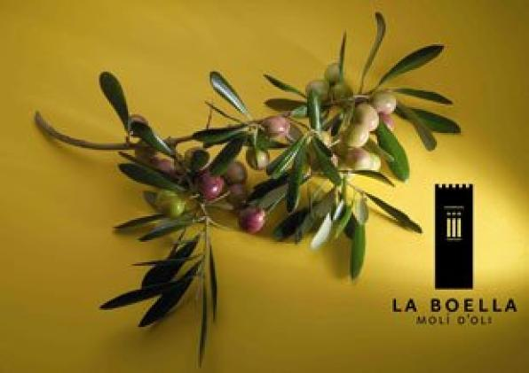 Boella preparing the 'Feast of the Olive' most exclusive of the Costa Dorada