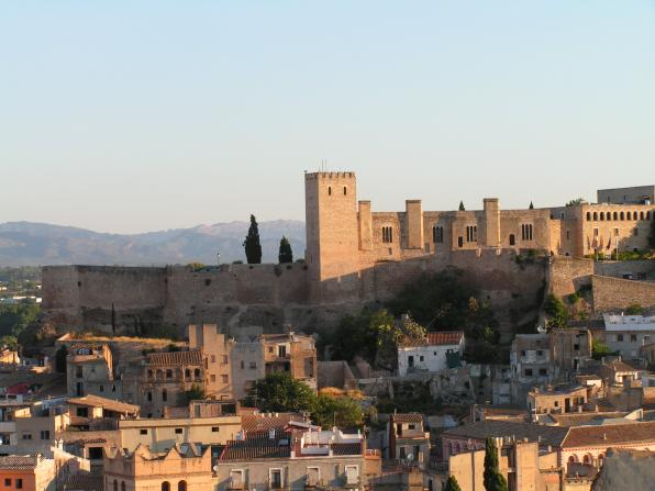 Suda Castle, historic fortification of Tortosa