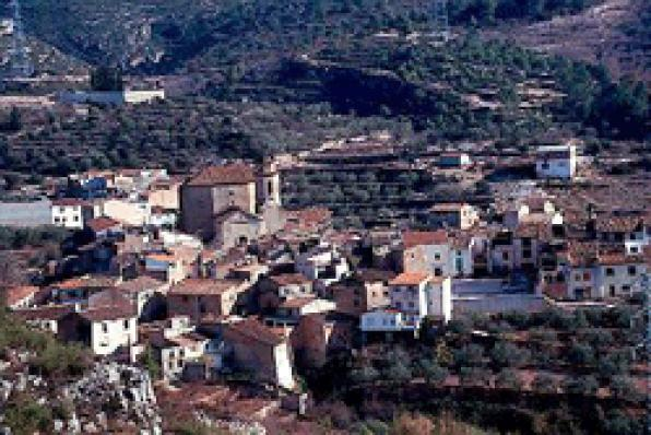 The rural surroundings of Pradell de la Teixera and Porrera