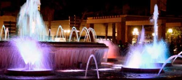 Fuente Luminosa<br /> Salou.Costa Dorada 3