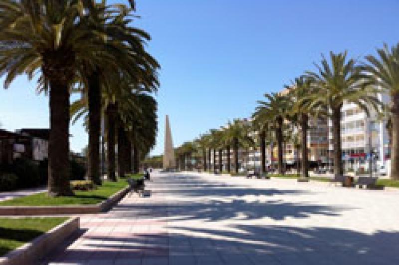 Promenade Jaume I