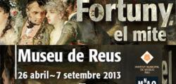 "Take all summer Reus hosts the magnificent exhibition ""Fortuny. Myth"""