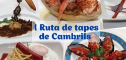 The summer begins in Cambrils with a new 'tapas' route