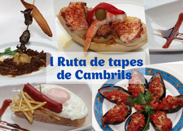 The summer begins in Cambrils with a new 'tapas' route.
