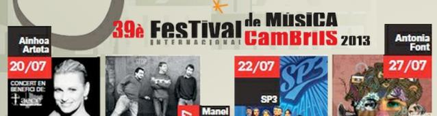 International Music Festival of Cambrils offers two weeks concerts