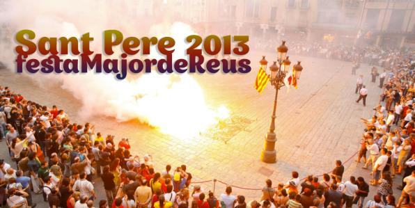 Last day of the Festival of Sant Pere Reus.