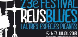 Half a dozen bands will come this weekend at the Festival Reus Blues