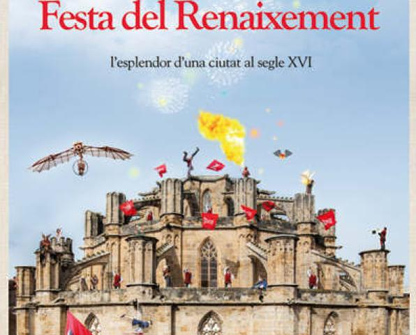 Poster of the Renaissance Fest of Tortosa 2013
