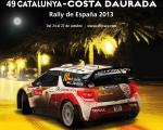 The 49 RallyRACC Catalunya-Costa Dorada has already a poster