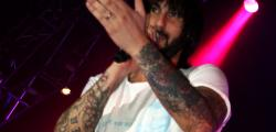 Melendi's concert and festival Anden Zero crown Golden Nights Salou