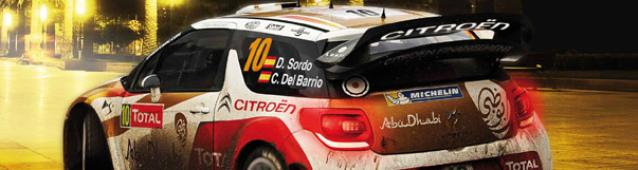 The Rally Catalunya Costa Daurada, in Salou from 24 to 27 October 2013