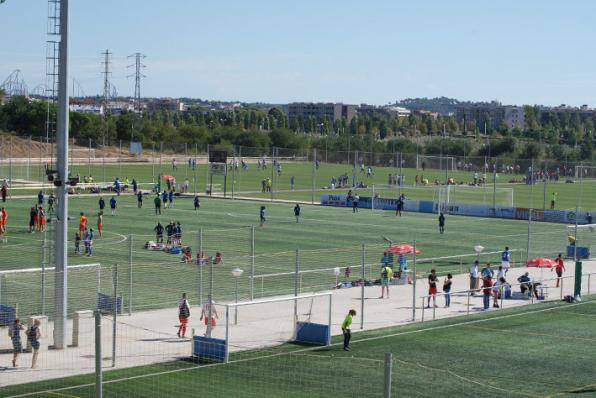 Cambrils and Salou host Football World Cup Championship P&G