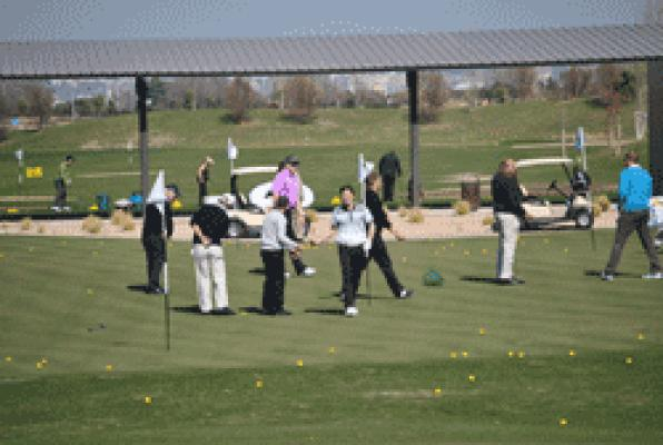 The golf course Lumine celebrates the Coaches Circle & Heads of Training Conference 2012