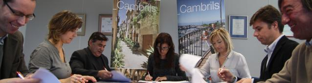 Fourth tourist town of Cambrils Catalonia