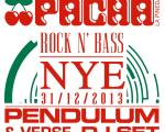 New Year with Pacha La Pineda on the Plaça Arena Tarraco or Reus