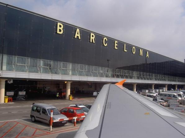 Barcelona has the second largest international airport in Spain.