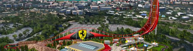 Ferrari Land open in PortAventura theme park and hotel