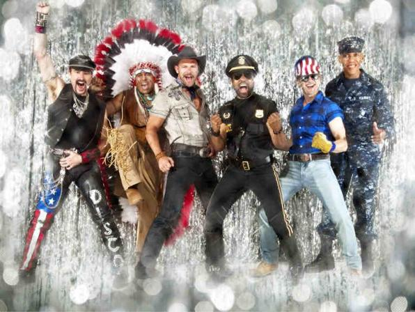 Village People al Festival de Música de Cambrils