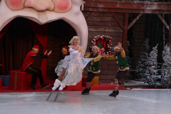 Dreaming on ice a PortAventura per Nadal