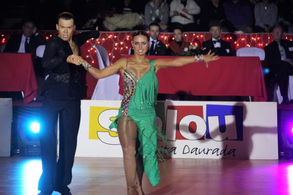 1,500 dancers in the Spanish Open Salou