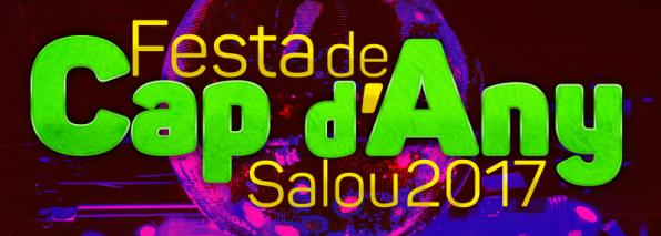 Poster of the Salou New Year's Eve Party