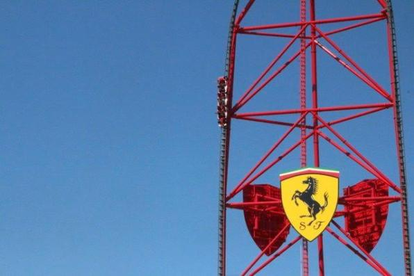 Red Force, Ferrari Land