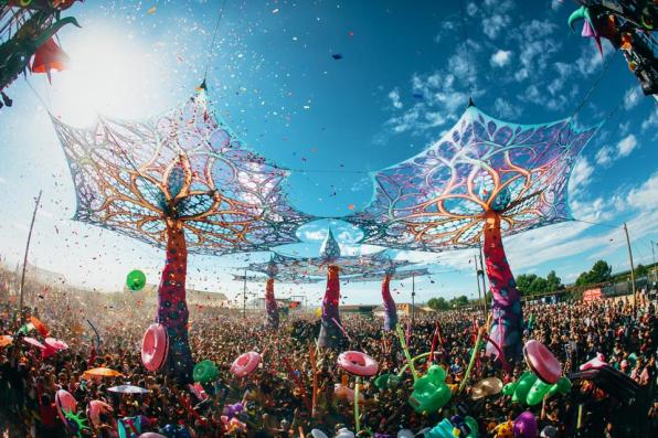 ELROW presenta el festival Friends&Family de Salou