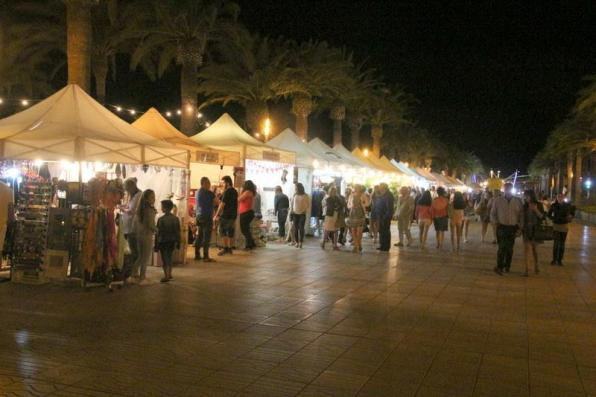 The Summer Market and the Food Trucks news from Salou Fashion