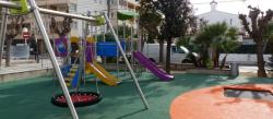 Salou bets to improve and expand the playgrounds