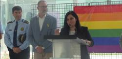The City Council of Salou, supports the collective LGTBI