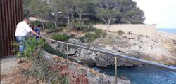 Inauguration of Cala Morisca, a precious balcony to the sea