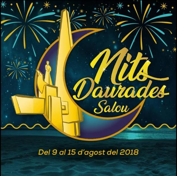 The Nits Daurades de Salou begin on August 9