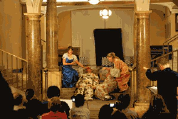 Successful public performances of opera at the Conservatory of Music in Tarragona