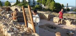 "The archaeological site of ""La Cella"" can be visited on August 24"