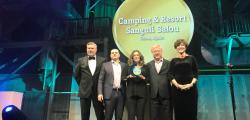 The 'Sangulí' of Salou, Camping of the Year in the awards of the ANWB