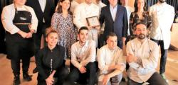 Municipal recognition of Deliranto for its Michelin star