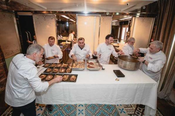 Salou has presented its best cuisine in Madrid