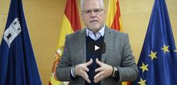 Video of encouragement of the mayor of Salou by COVID-19