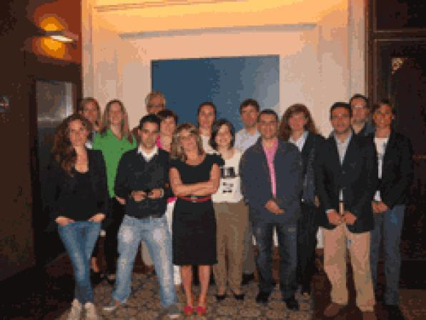 Journalists from La Rioja visit the Costa Dorada