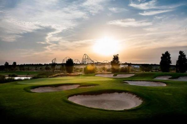 Lumine Golf Club, 170 hectares and 45 holes