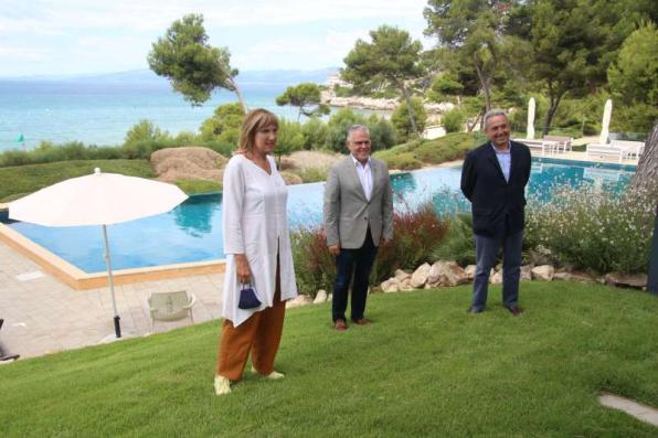 Presentation of the Golf Brand achieved by Salou