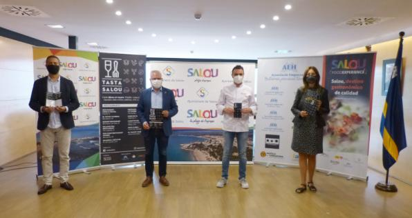 Moment of the presentation of Tasta Salou