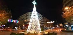 Salou lights up for Christmas