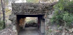 Sightseeing in the bunkers of the Civil War
