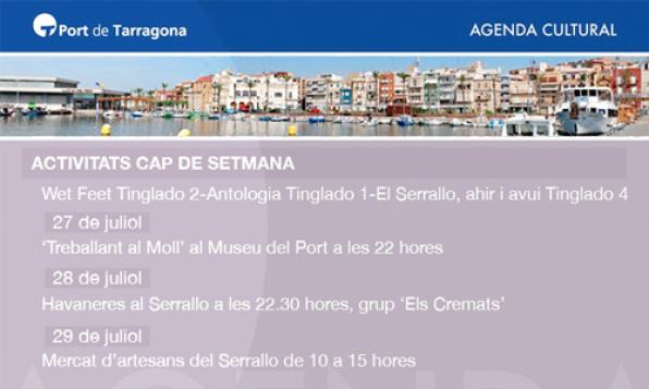 Port of Tarragona, this weekend